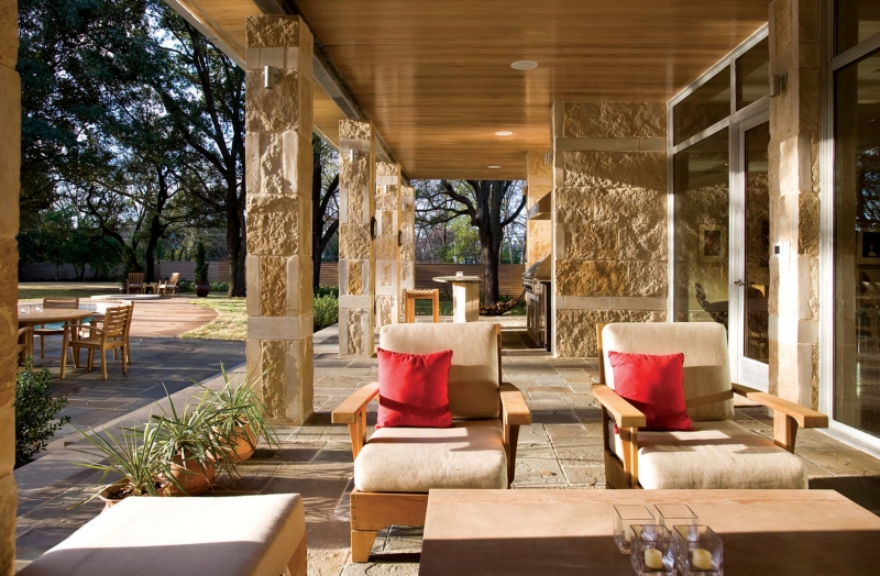 Architectural standards - texas country, hill country, french country