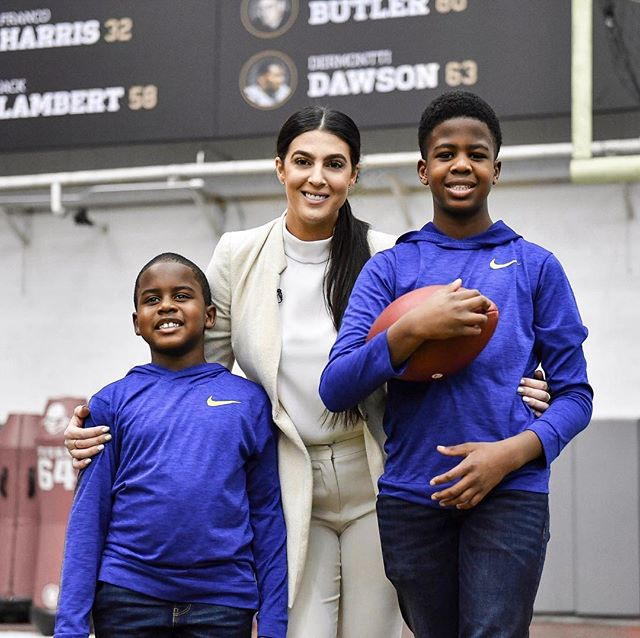 Part 3 of my football and math series is live! I appreciate @theramonfoster and @steelers for giving me the opportunity to teach in their facility. Today's workshop is about adding and subtracting decimals! Check it out at the link in my bio!