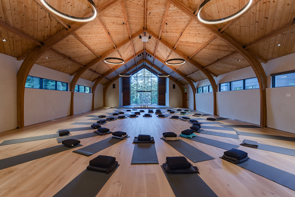 Retreat is a time and a place when we create conditions most conducive to recognizing the essential Conscious Presence within -- within ourselves, and all of existence.