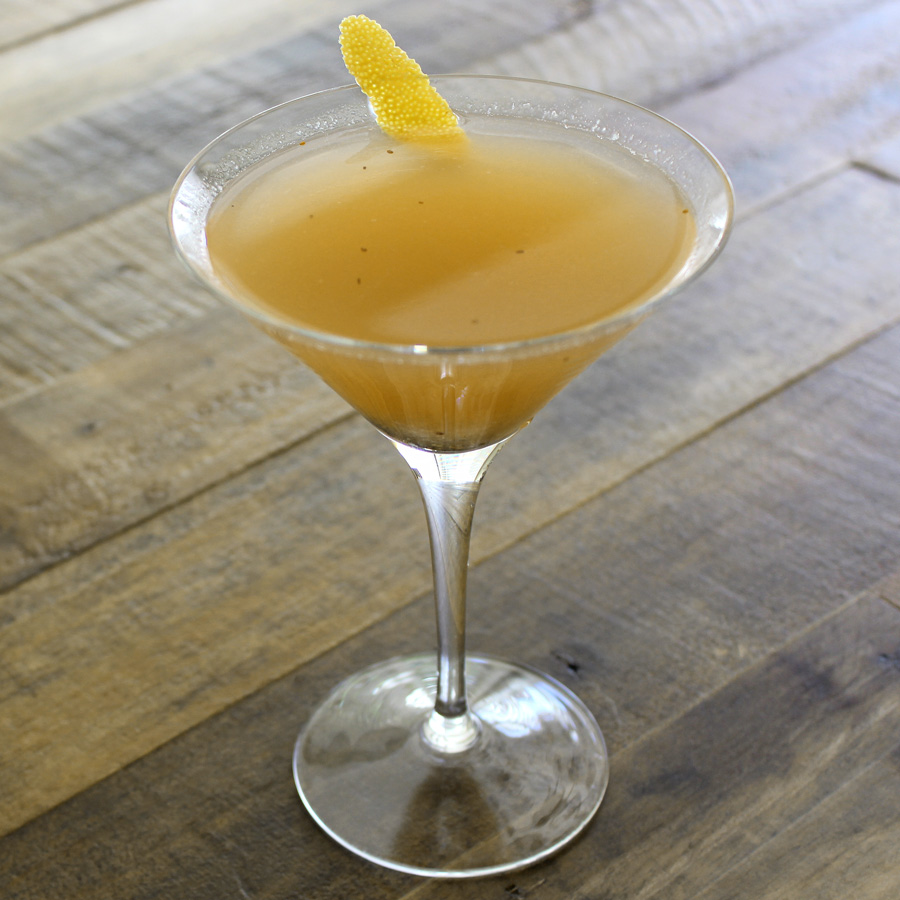 Perfect Pear Martini