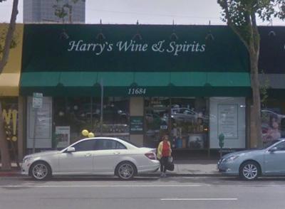 Harry's Wine & Spirits | West Los Angeles