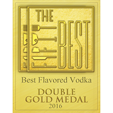 Silver Medal Winner 2016 Los Angeles International Spirits Competition Bronze medal winner 2016 San Francisco World Spirits Competition