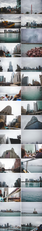 Chicago Architecture Tour  landscape skyline city photography