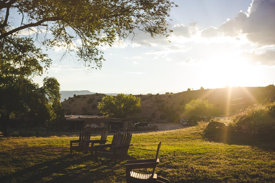 YAV Transition Retreat Ghost Ranch