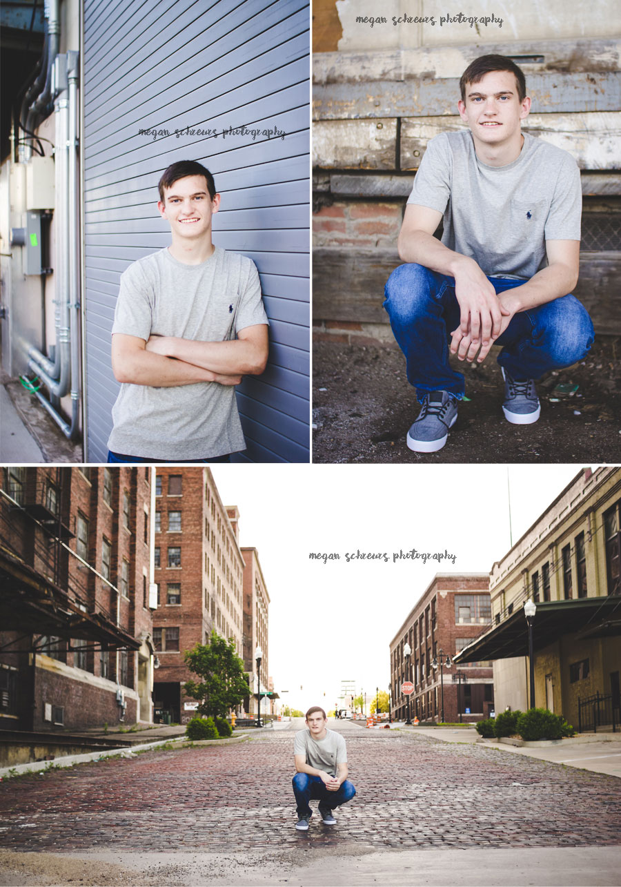 Hugo Oklahoma Senior Photography