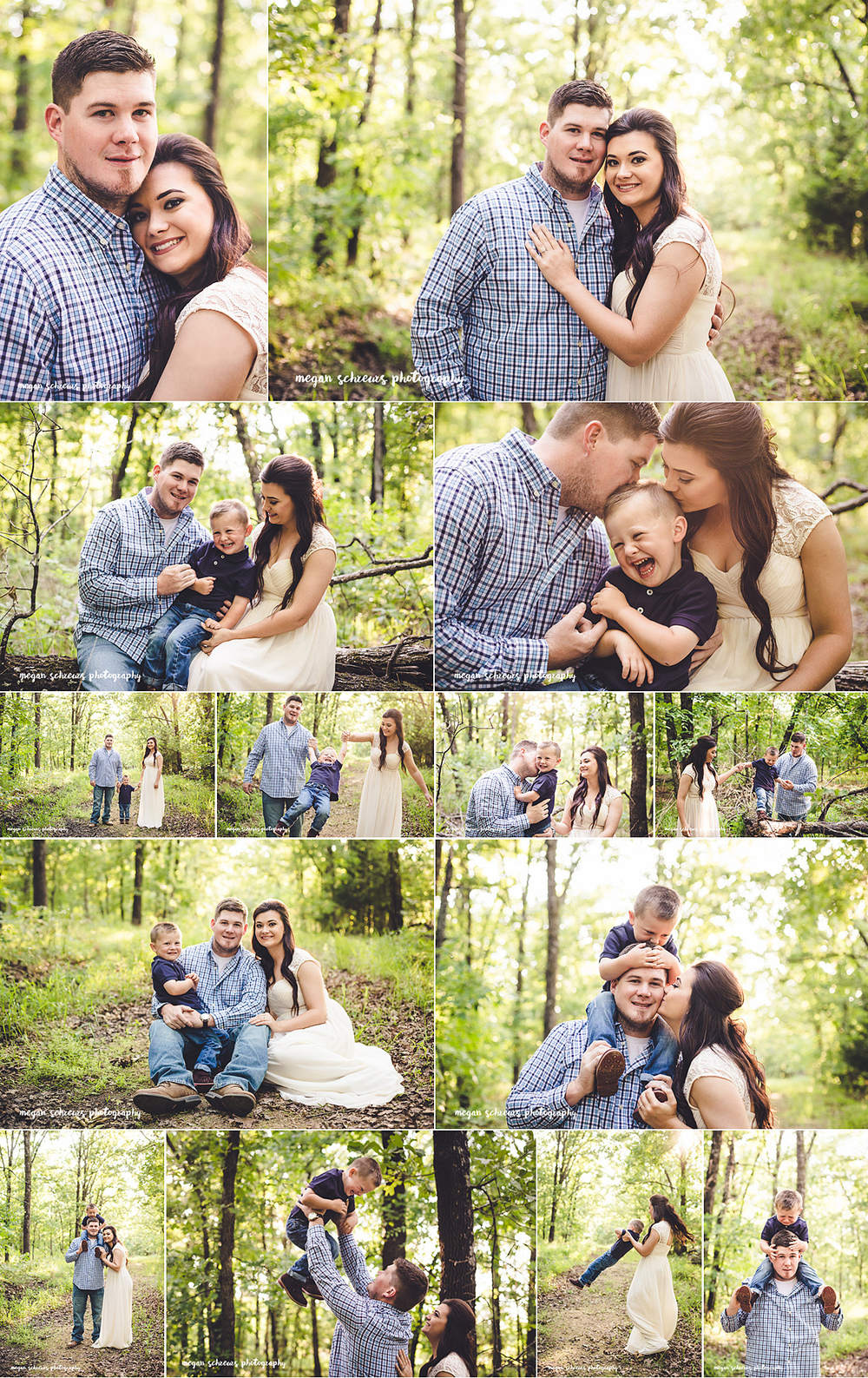 hugo ok family photographer