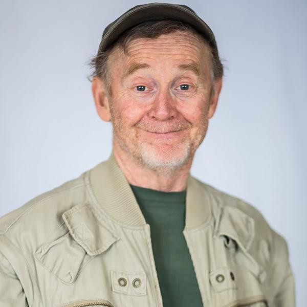 *Patrick O'Brien (Charlie)