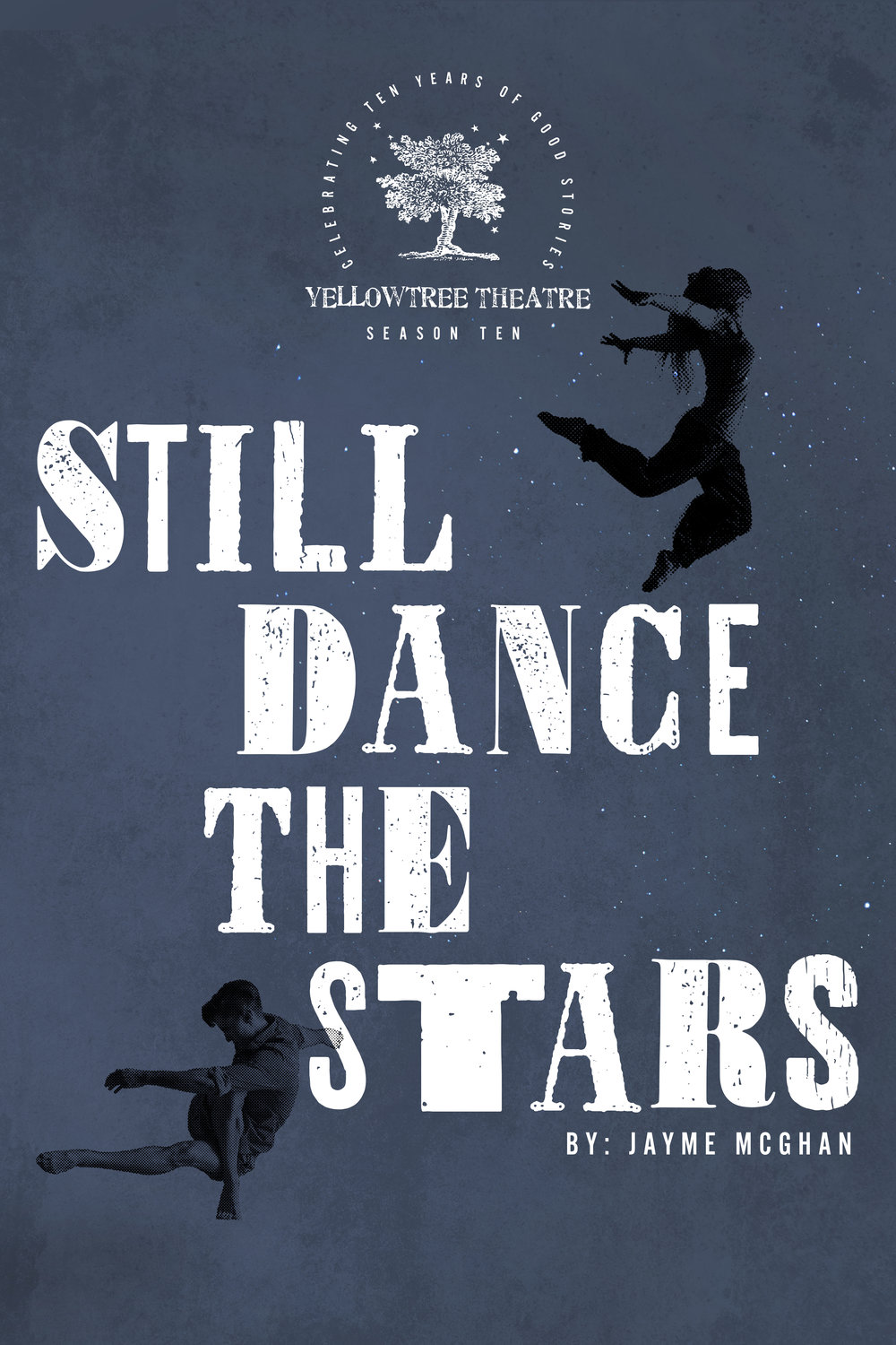 Still Dance The Stars Postcard
