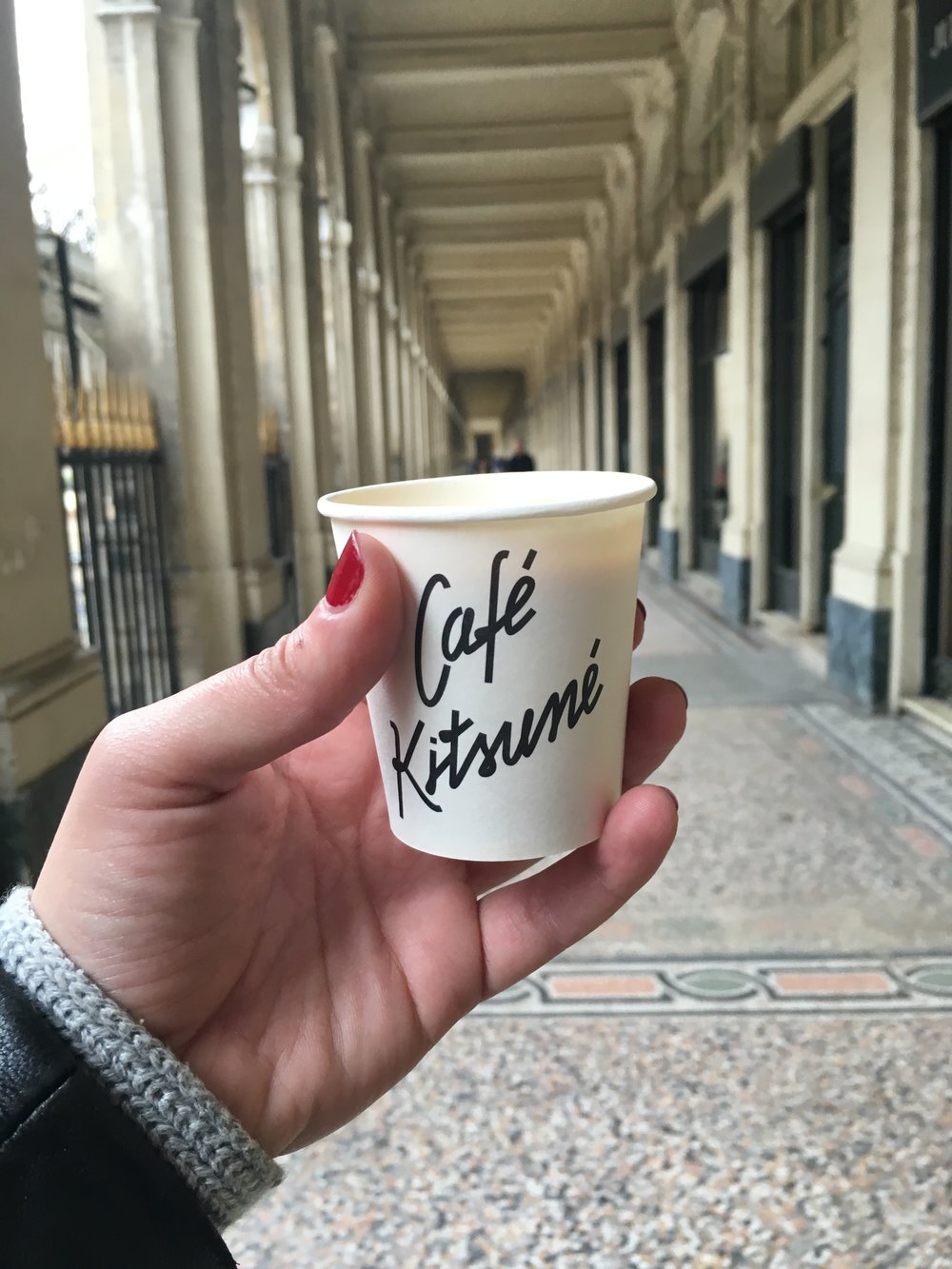 Cafe Kitsune in Palais Royal
