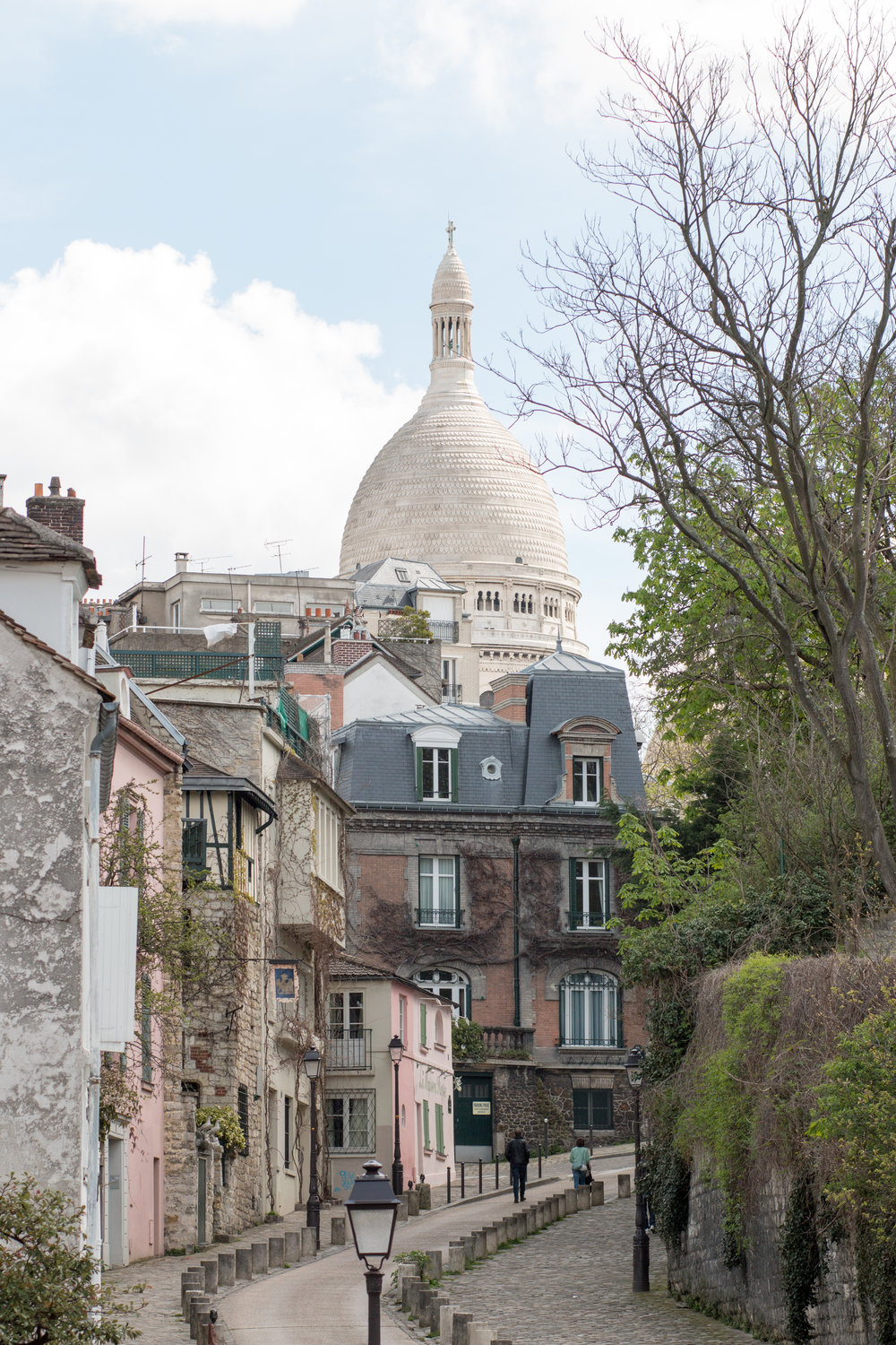Montmartre Photo by  Rebecca Plotnick