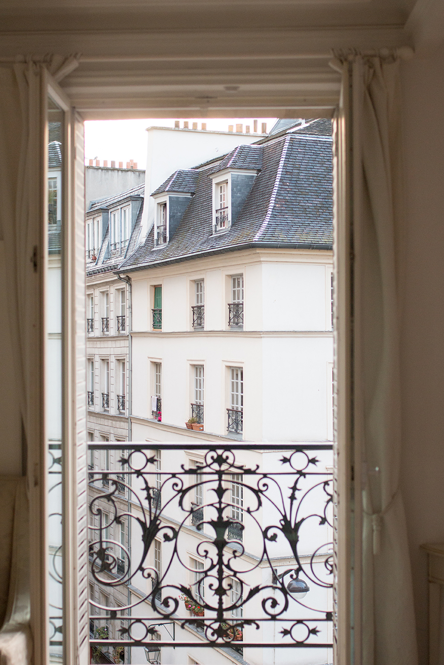 Haven in Paris Apartment