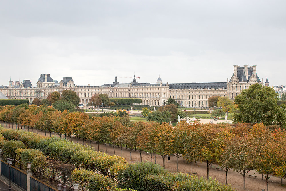 Tuilieries Gardens Paris, France