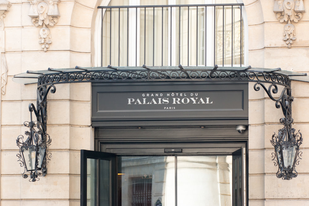 Grand Hôtel du Palais Royal