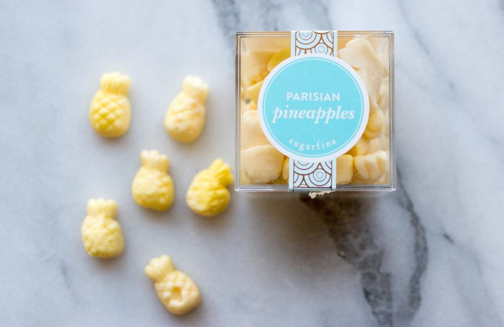 Parisian Pineapples Sugarfina