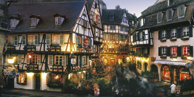 Αποτέλεσμα εικόνας για christmas in strasbourg