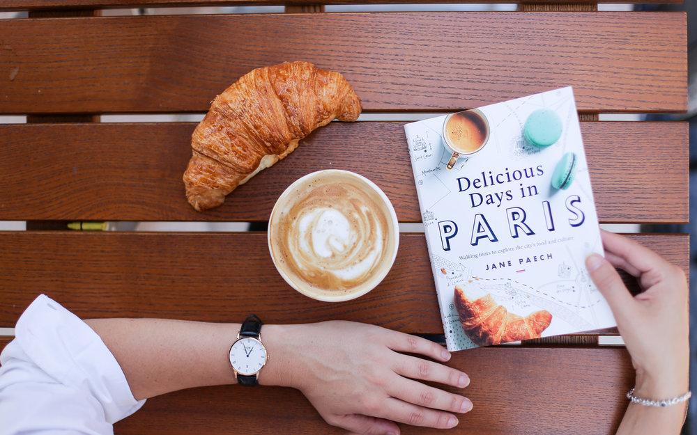 delicious days in paris