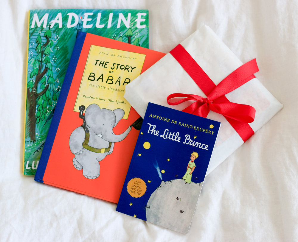 paris books for kids @rebeccaplotnick