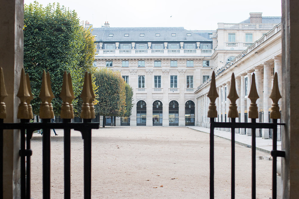 palais royal @rebeccaplotnick