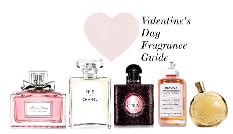 valentines day fragrance guide - Valentine Perfume
