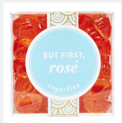 rose gummies