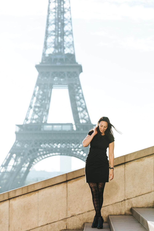 rebecca plotnick Eiffel Tower
