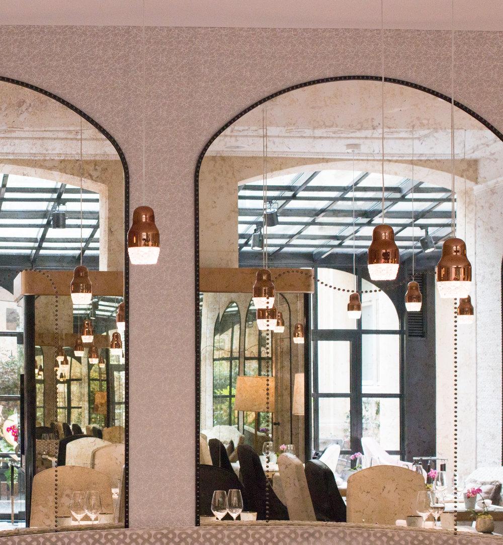 le narcisse blanc cleo restaurant @rebeccaplotnick