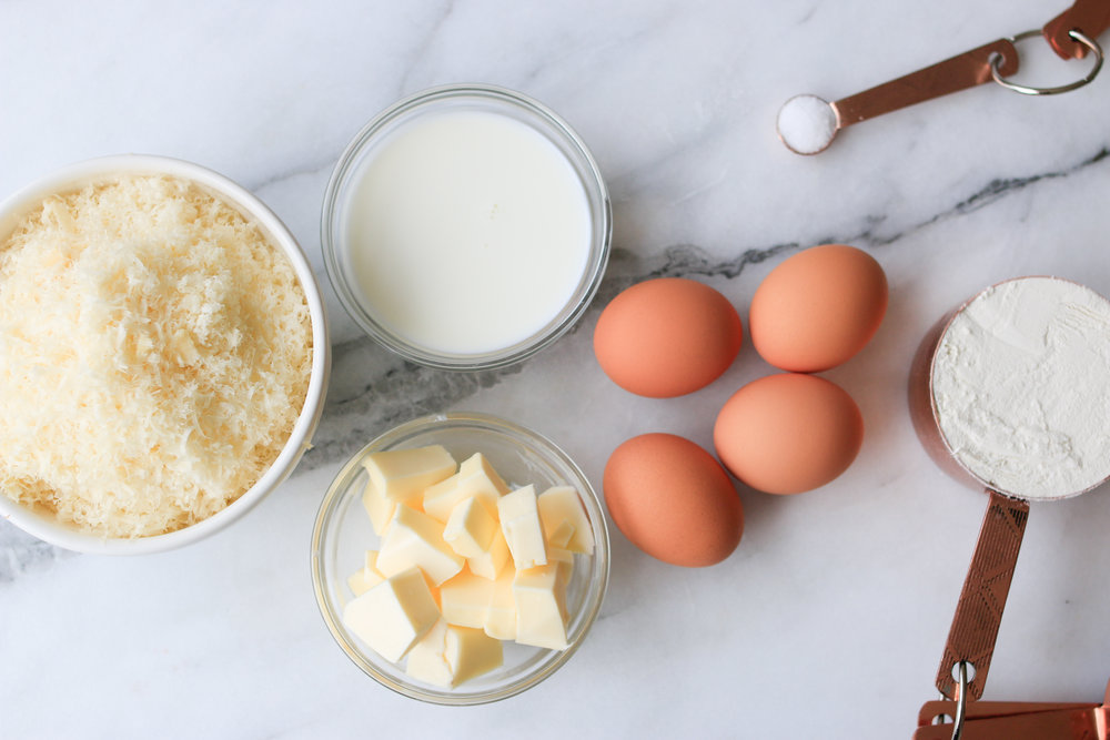 gougeres recipe @everydayparisian