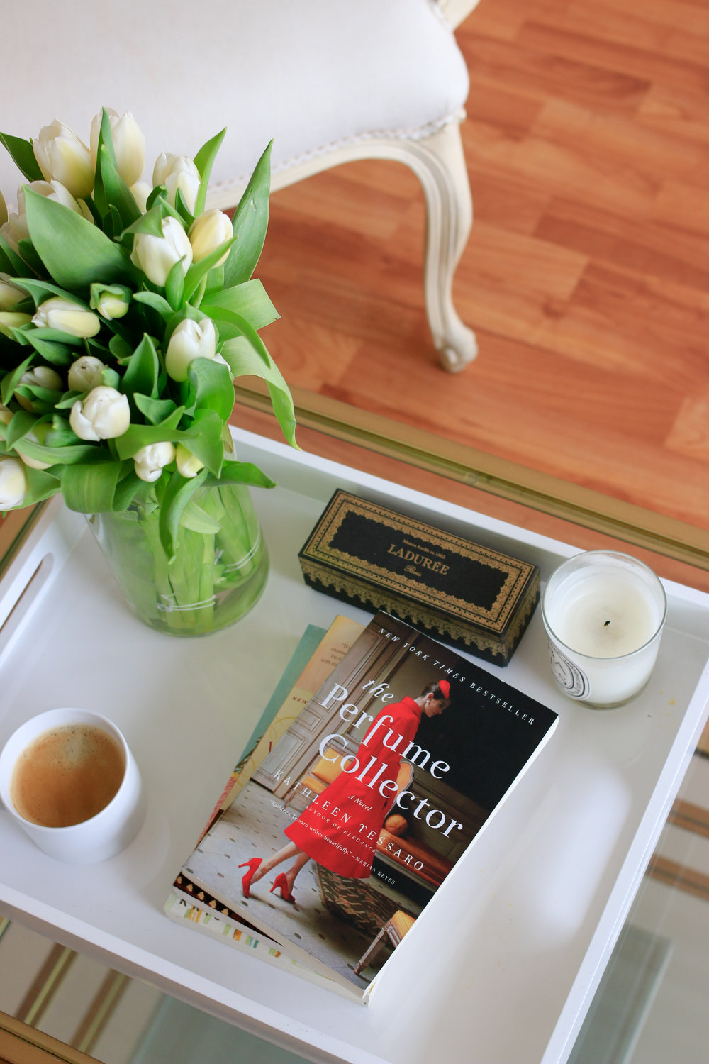 The Perfume Collector, The Every Day Parisian Book Club pick of the month