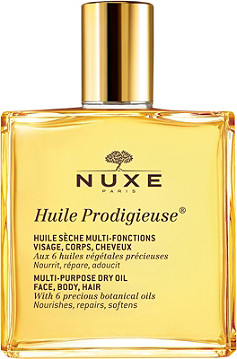 nuxe oil
