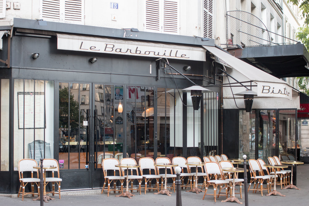 links i love via every day parisian cafe in the marais