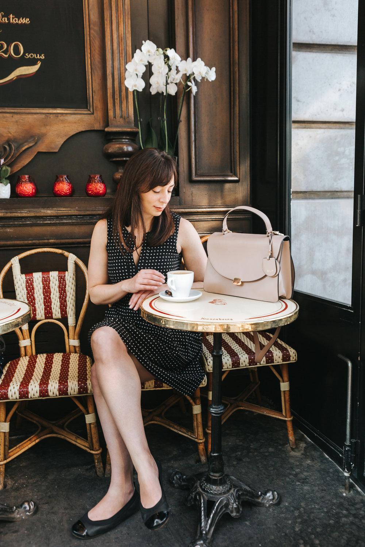 Photo by  I heart Paris FR   shoes  yosi samara  dress jcrew bag  cuyana  lipstick  sisley paris