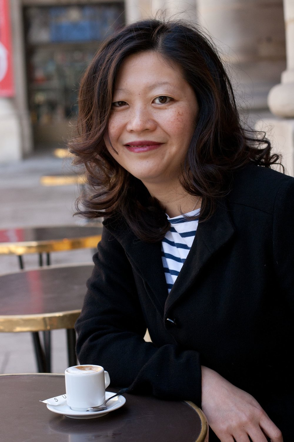 Ann Mah photo by Katia Grimmer-Laversanne