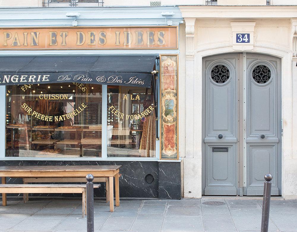 paris france boulangerie by rebecca plotnick