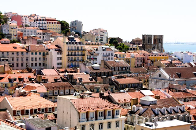 lisbon portugal by rebecca plotnick