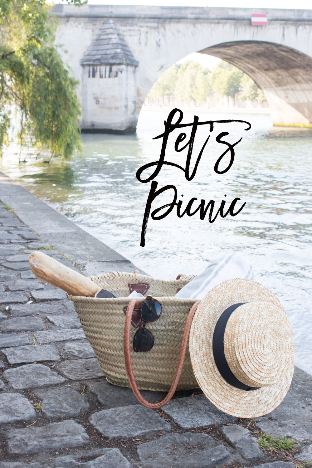 lets picnic in paris france with everyday parisian