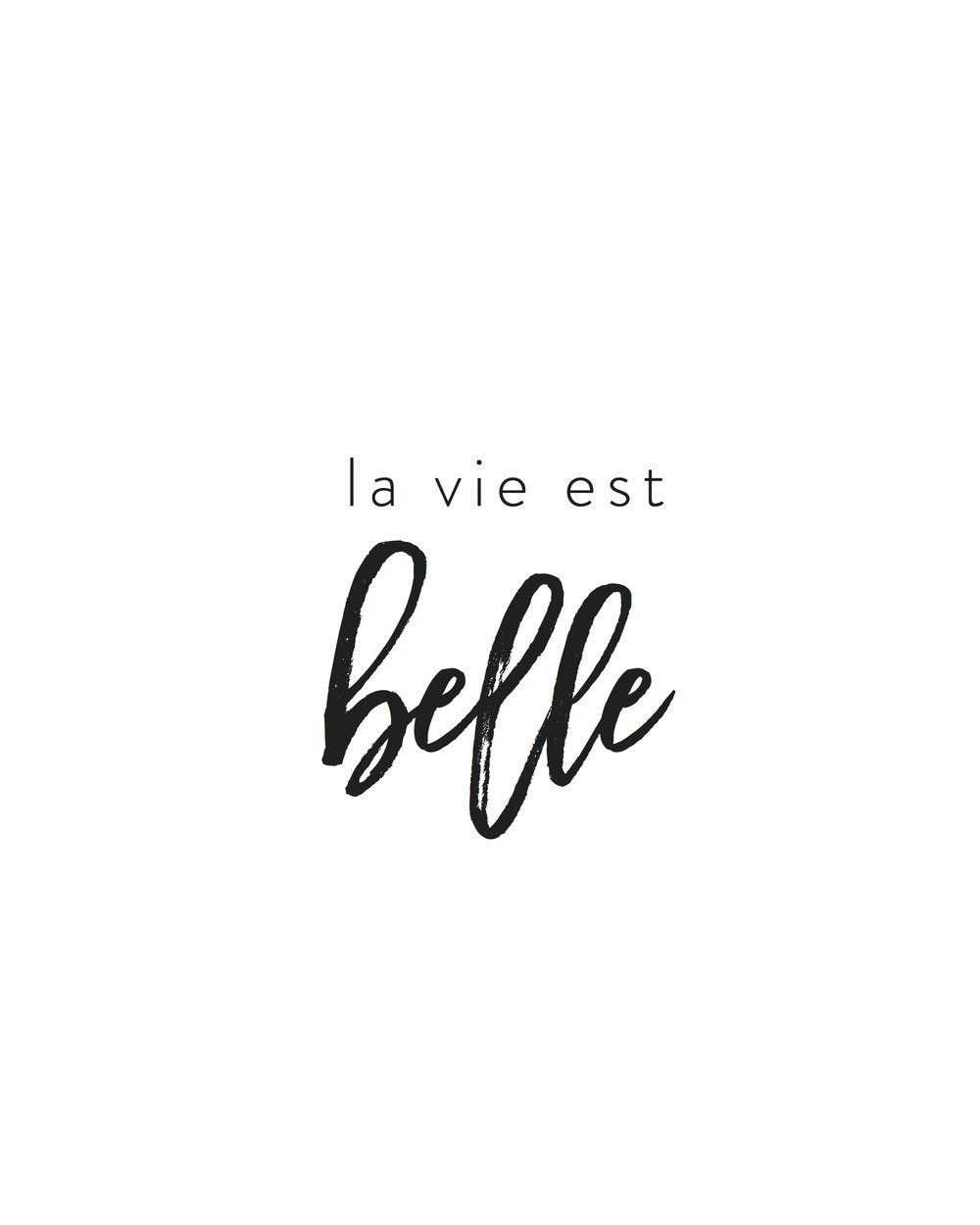 la vie est belle life is beautiful