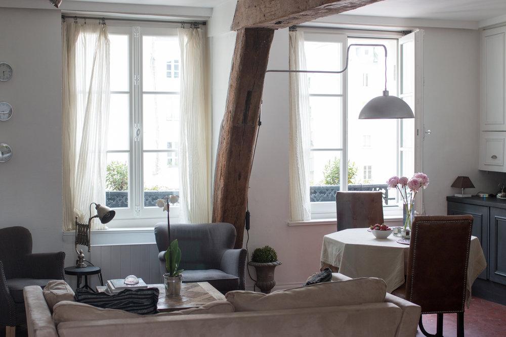my paris apartment in the marais rebecca plotnick