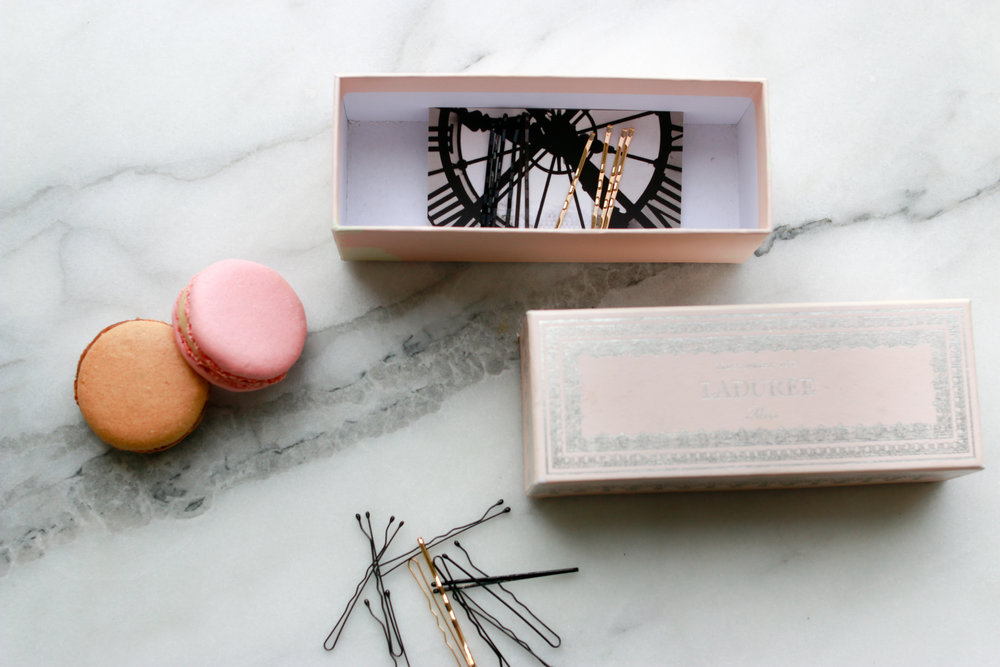 5 ways to repurpose a ladurée box