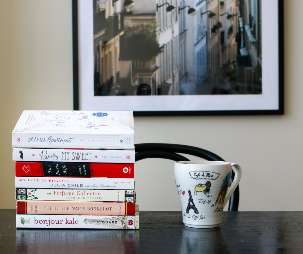 every day parisian book club selection a paris apartment