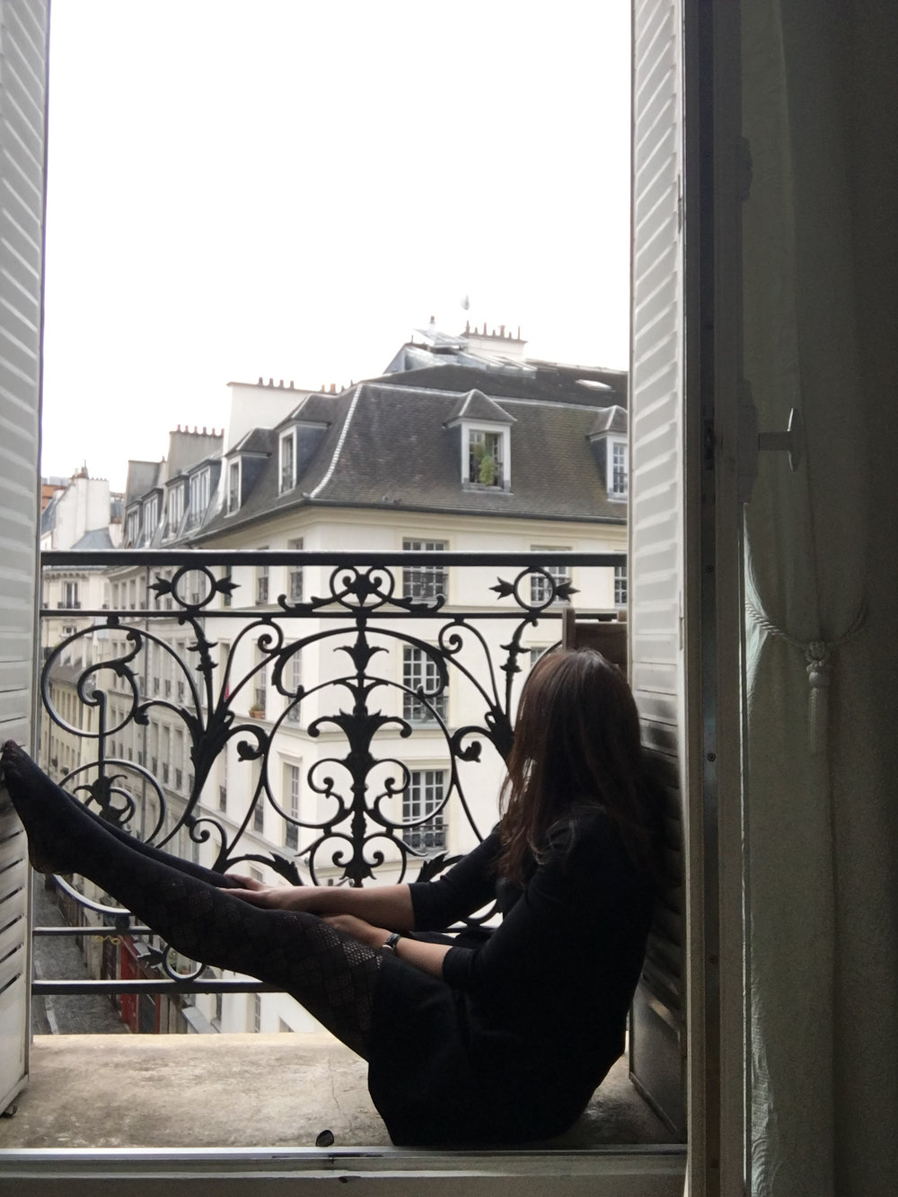 rebecca plotnick paris apartment window
