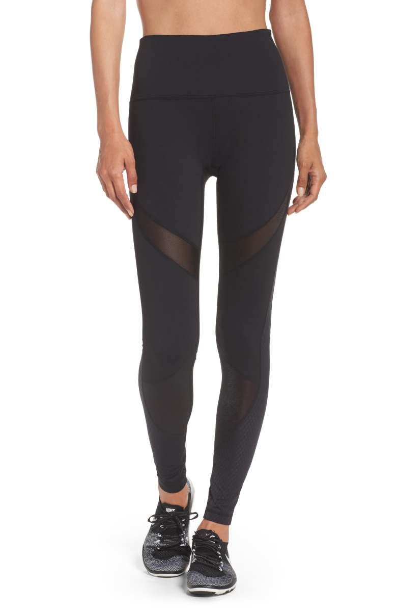 black zella leggings nordstrom sale