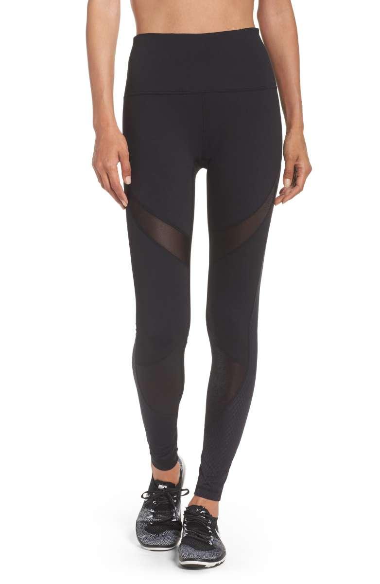 black zella leggings nordstrom sale