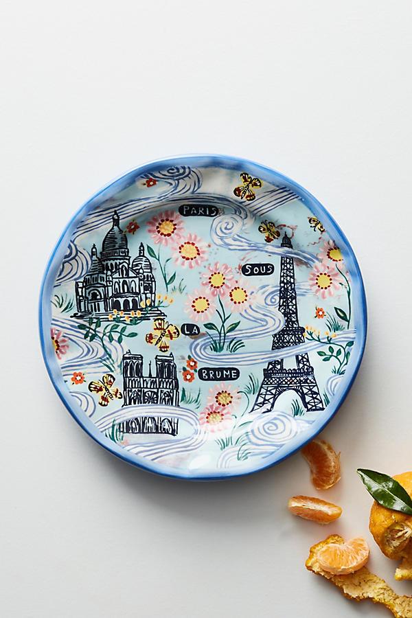 Dinner Plate - Francophile