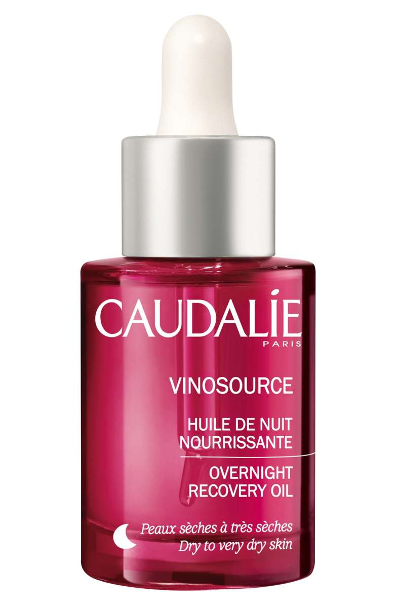 caudalie night oil