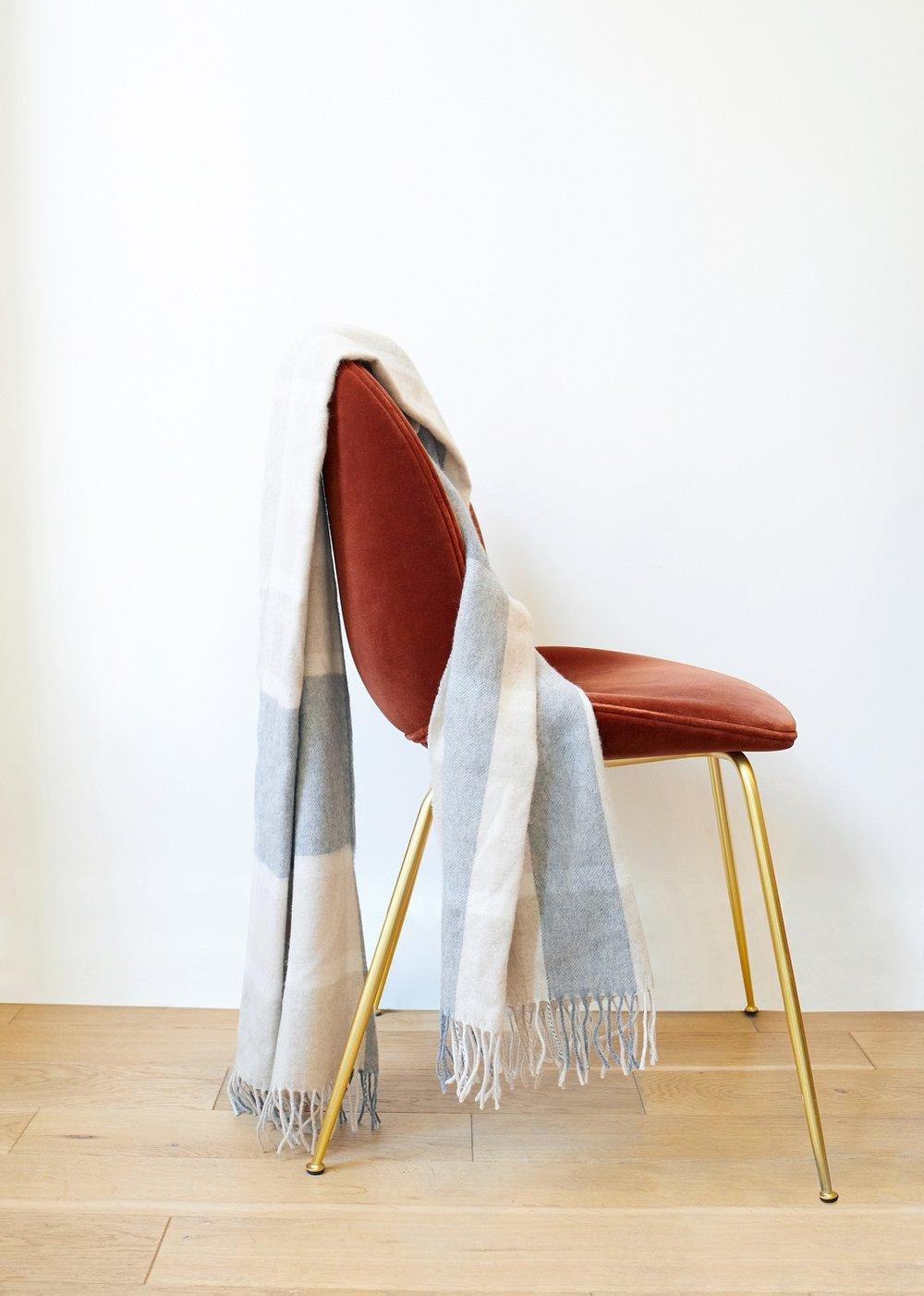 sezane blanket scarf