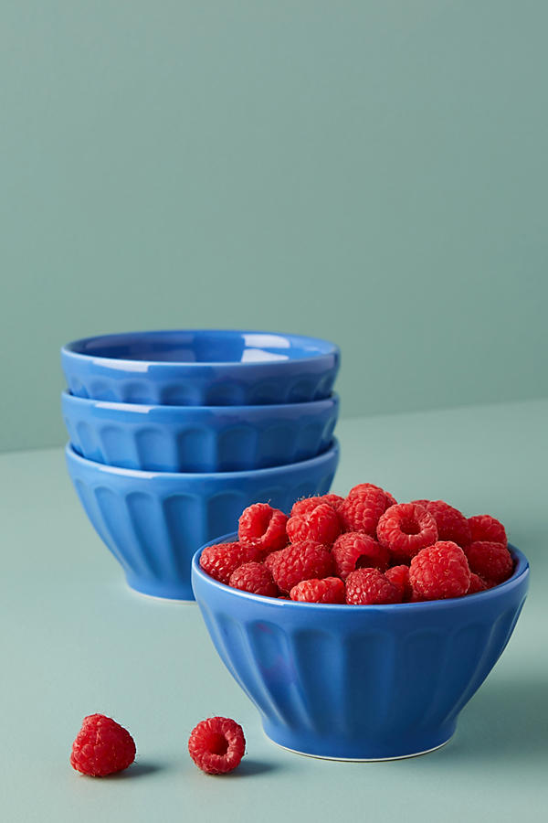 Anthropologie Latte Bowls.
