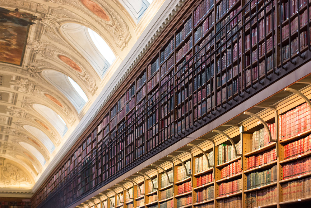 luxembourg palace library