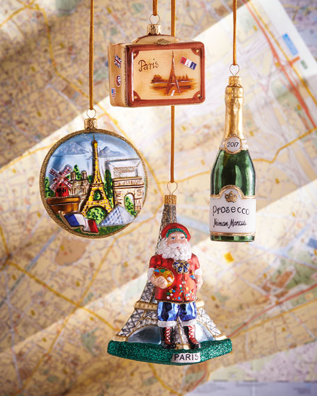 Paris Inspired Christmas Ornaments Every Day Parisian