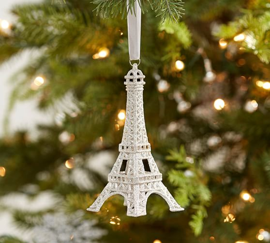 Paris Inspired Christmas Ornaments — Every Day Parisian