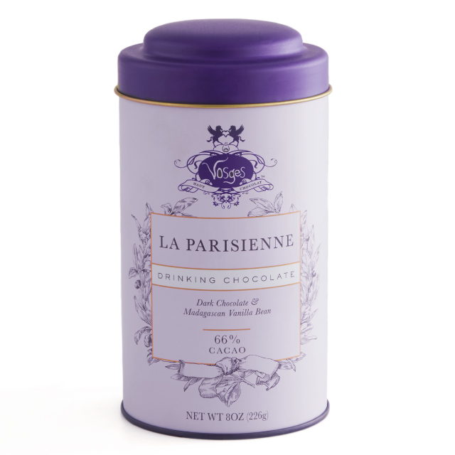vosges parisienne drinking chocolate